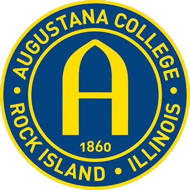 Insignia of Augustana College in Rock Island, Illinois